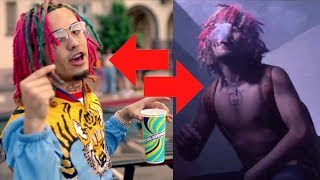 Gucci Gang but every gucci gang switches it to D Rose and every d rose switches it back (REUPLOAD)