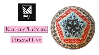 Knitting Tutorial - Fimmel Hat