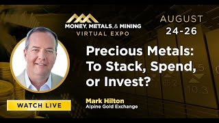 Precious Metals: To Stack, Spend, or Invest?