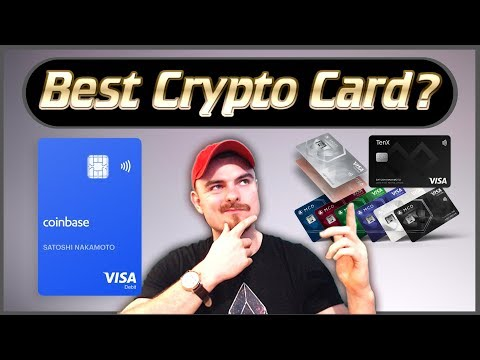 Download Best Crypto Debit Cards 2019 - Coinbase Debit Card, MCO, Bitpay, TenX HD Mp4 3GP Video and MP3