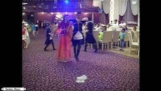 Танец Шамиля на Свадьбе