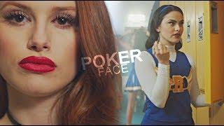Riverdale Girls    Poker Face