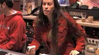 Offer (behind the scenes) - Alanis Morissette