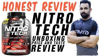 MuscleTech  Nitro Tech Honest Review  URDU/HINDI GYMIT