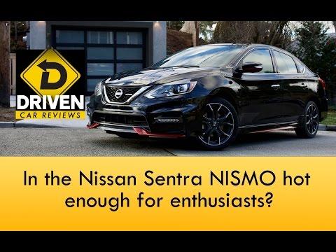 2017 Nissan Sentra NISMO Car Review