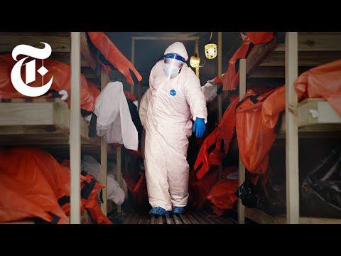 Inside One of New York's Deadliest Zip Codes | Coronavirus News