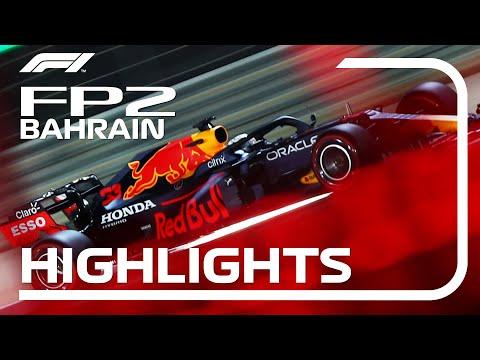 角田裕毅は7番手 F1第1戦バーレーンGP(サクヒール)フリー走行2のハイライト動画