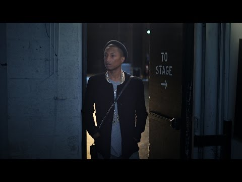 Pharrell Williams Music Video Clip And Other Related Videos