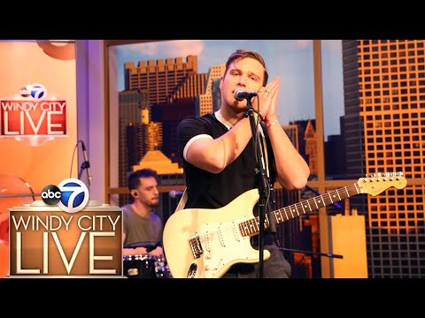 Brooklyn-based indie singer Aaron Taos makes Chicago debut on Windy City LIVE