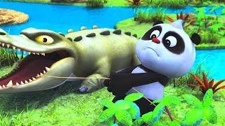 Мультики для детей - Кротик и Панда - Все серии подряд - Сборник мультфильмов для детей