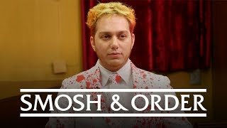 LASERCORN TAKES SMOSH GAMES TO COURT