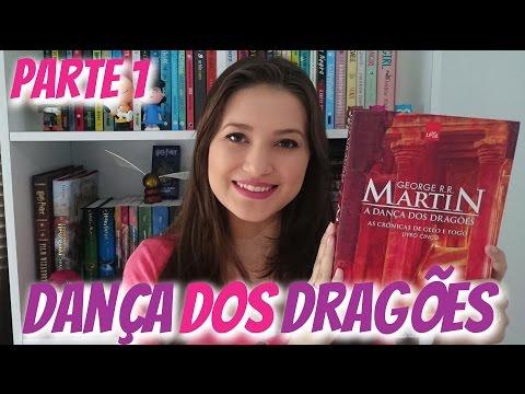 A DANÇA DOS DRAGÕES #1 | LENDO AS CRÔNICAS DE GELO E FOGO | Patricia Lima