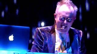 Howard Jones Don't Always Look At The Rain Nov 2010 London Indigo2