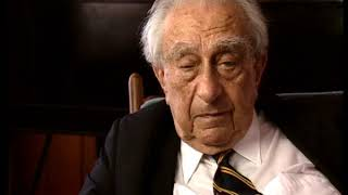 Edward Teller - Talking to Reagan about weapons of defense (135/147)