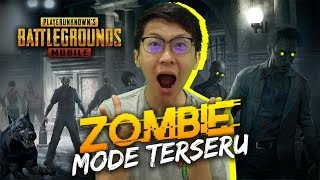 1 VS 1 LAWAN BOSS! Match ZOMBIE TERSERU! - PUBG Mobile Indonesia