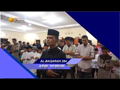 ADE YUSUF SURAT AL BAQARAH 284