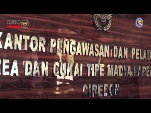 Profil KPPBC Tipe Madya Pabean C Cirebon
