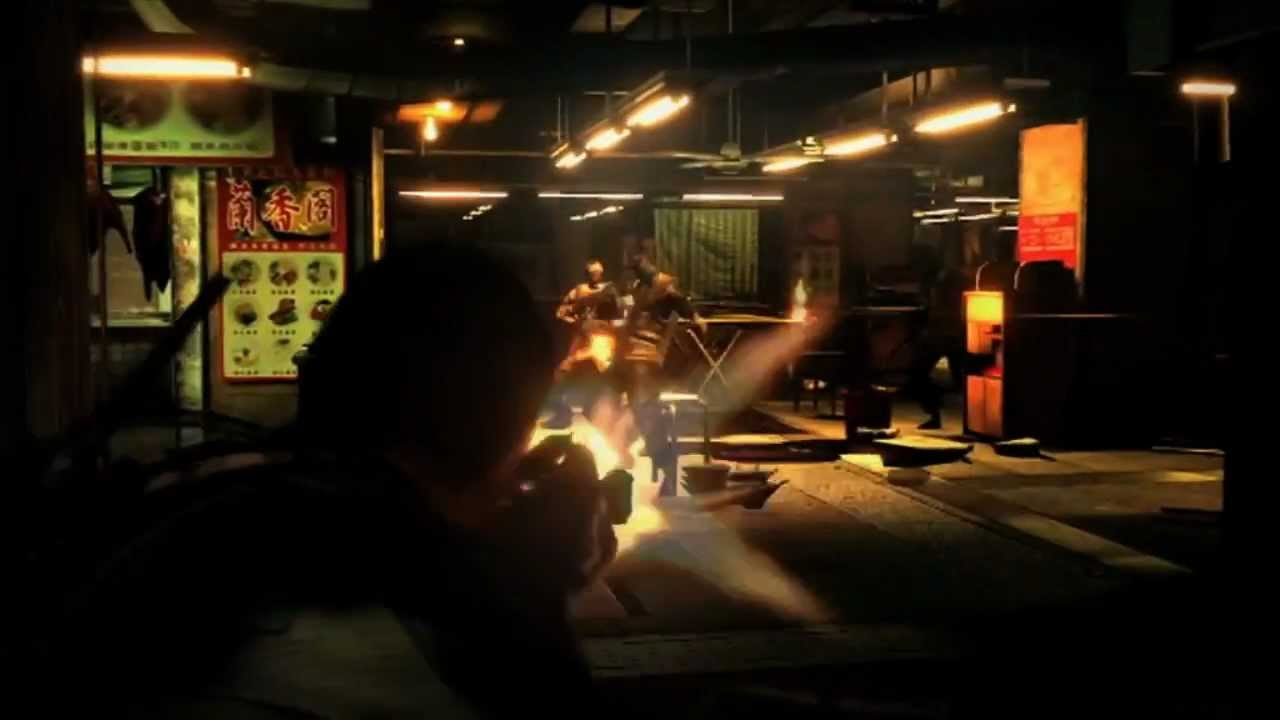 Leon Kennedy And Chris Redfield Co-Star In Resident Evil 6