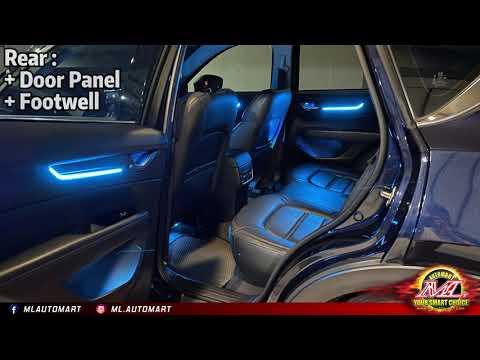 Mazda CX5 Ambient Light Kit