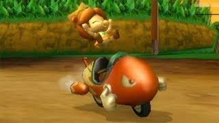 Mario Kart Wii - 100cc Leaf Cup (3 Star Rank)