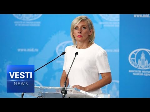 Zakharova: Simply No Words To Describe Ukraine's New Anti-Russian Language Laws!