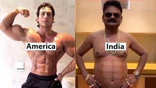America vs India Ultimate Troll