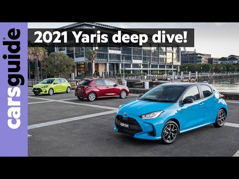 New Toyota Yaris 2021 pricing and specs detailed