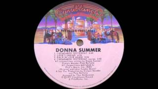 Donna Summer - I Remember Yesterday (Casablanca Records 1977)