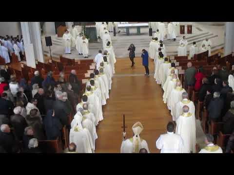 Bragança, 29 Março 2018. Missa Crismal - Catedral.