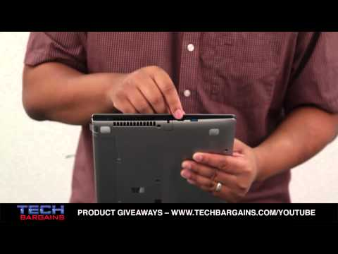 Lenovo IdeaPad S405 Laptop Unboxing (HD)