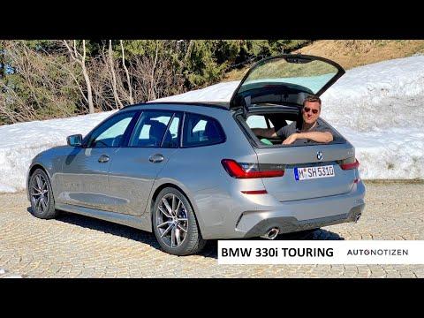 2020 BMW 330i Touring M Sport (3er G21): Review, Test, Fahrbericht