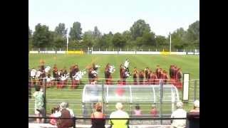 ViJoS Drumband mars- en showwedstrijd Vlissingen 2007