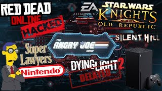 AJS News- Red Dead Hack, New Star Wars & Silent Hill, Nintendo Preorder Lawsuit, Dying Light 2 Delay