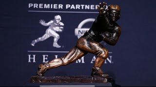 How to vote for the Heisman Trophy