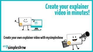 Vidéo de mysimpleshow