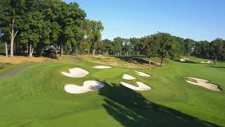 Ridgewood Country Club - Flyover