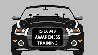 TS 16949 | ISO TS 16949 awareness training