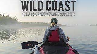 Wild Coast: 10 Days Canoeing Lake Superior   Pukaskwa To Michipicoten
