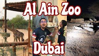 Tour to Al Ain Zoo Dubai