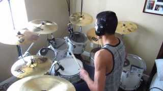 Quit While You're Ahead by The Word Alive: Drum Cover by Joeym71