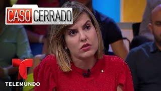 Caso Cerrado | Abuse Art Exhibit!🎨🖌📸 | Telemundo English