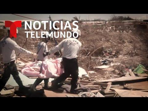 Sube la cifra de muertos en las Bahamas | Noticias Telemundo