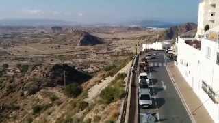 preview picture of video 'Mojacar pueblo. Vistas.'