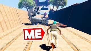I SURVIVED THE IMPOSSIBLE AVALANCHE in GTA 5 ONLINE