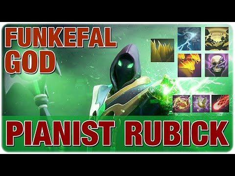 Funkefal Best Rubick MID - Special Good Rubick Show Dota