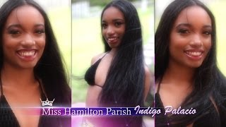 Miss Hamilton Parish 2014 Indigo Palacio Interview