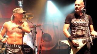 """Accept: """"Losers and Winners"""" Live at the Key Club, Hollywood 10/19/10 (HD)"""