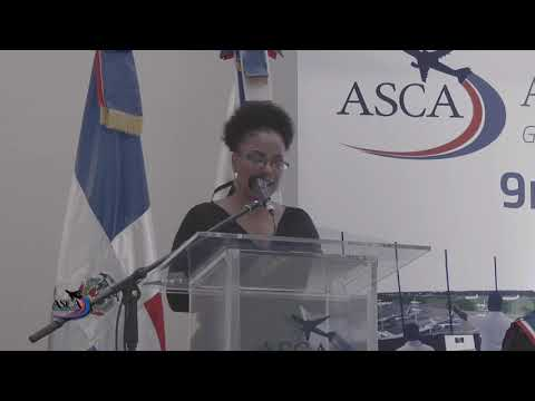 9na Graduación Academia de Ciencias Aeronáuticas ASCA