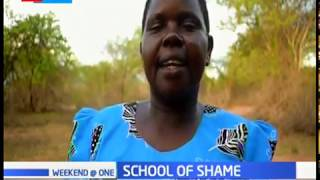 Shame as school in Kitui seek shelter under trees over lack of basic infrastructure