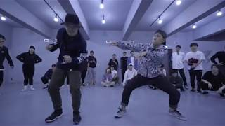 BABA - Amine | Choreography By ClownMaker & 1LL